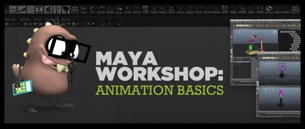 Blog 102612 MayaWorkshop New to Maya? Check Out Our Workshop.