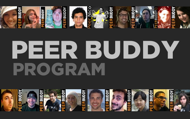 PeerBuddy Program Peer Buddy Program: Animation tips and more