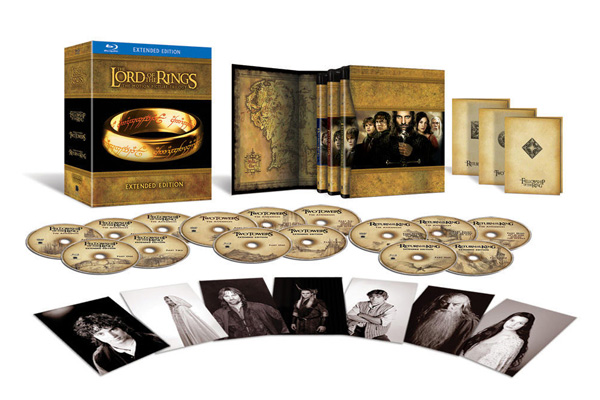 02 LordoftheRingsBluRay 11 gifts to buy your CG Artist