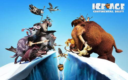 ice age 4 continental drift Top 5 Essentials of Animating Creatures