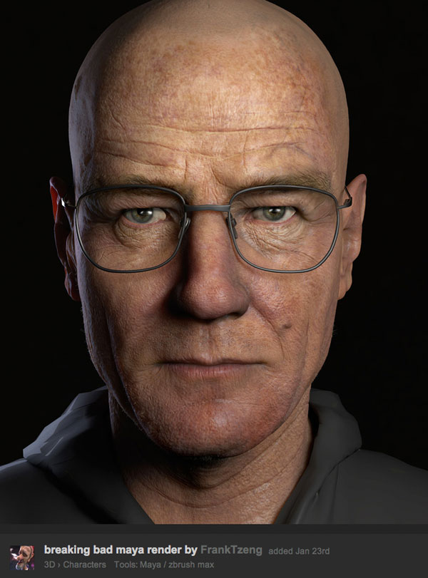 breaking bad visual effects