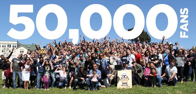 50Kfacebooks 50,000 Facebook Fans!