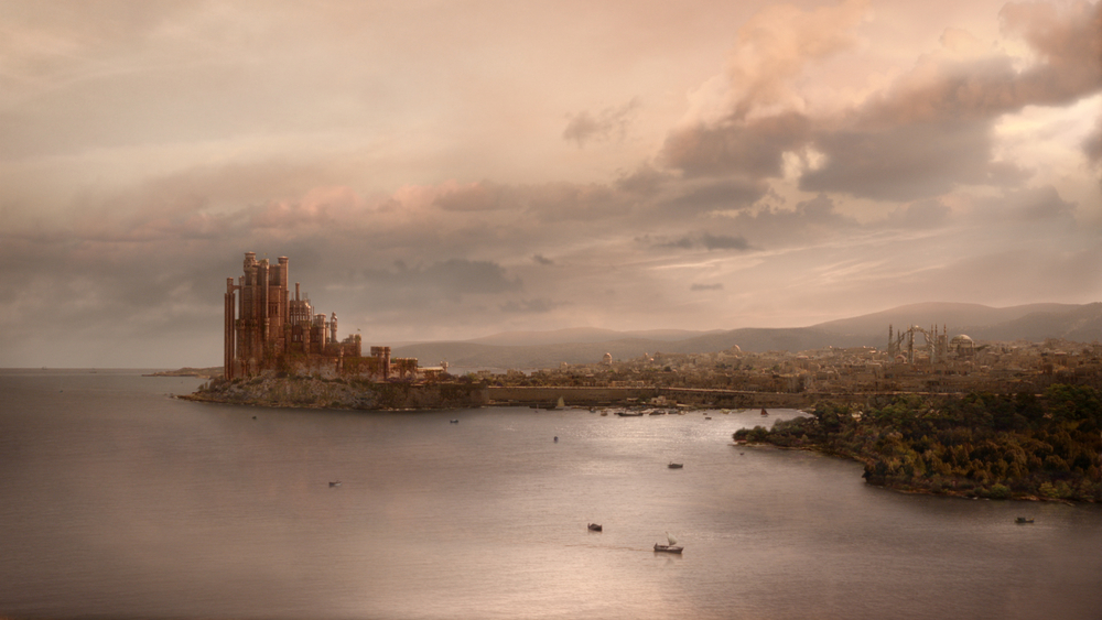 GameOfThrones KingsLanding The Wall, White Walkers and Westeros: HBO's Game of Thrones