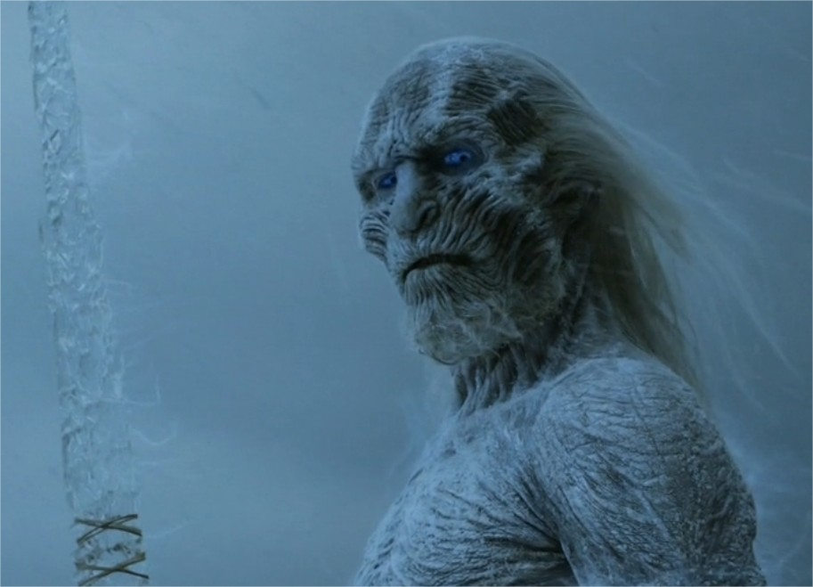 GameOfThrones Whitewalker The Wall, White Walkers and Westeros: HBO's Game of Thrones