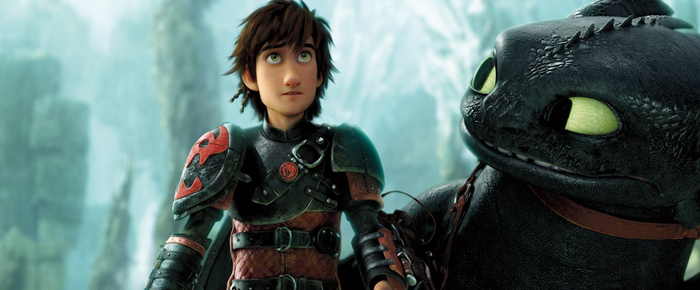 howtotrainyourdragon2 toothless hiccup 1 Animating Toothless: Insider Tips from How To Train Your Dragon 2