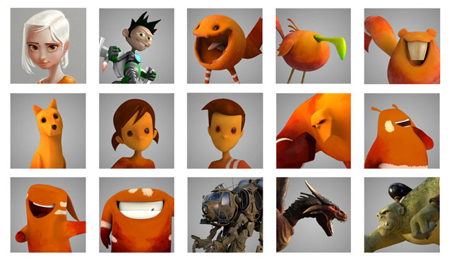 Animation mentor character rig free download