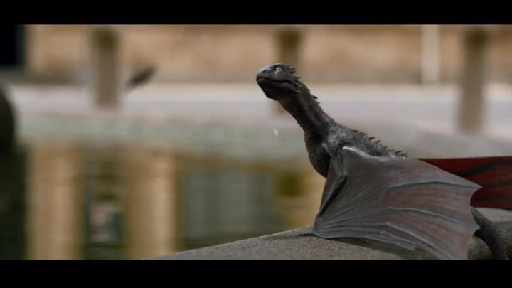 blog nicoleherr game of thrones commercial drogon 10 of the Best Animal and Creature Animation Posts