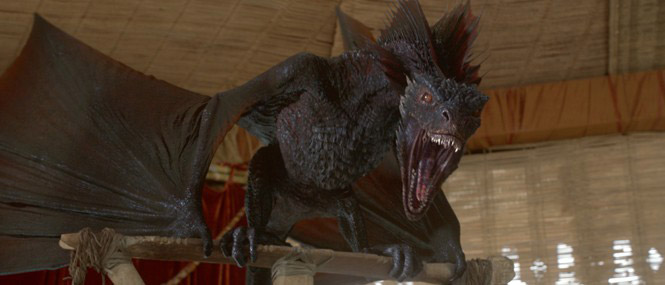 top5dragons drogo The Top 5 Video Reference Lessons That Animators Can Learn From Toothless, Smaug and Other Dragons