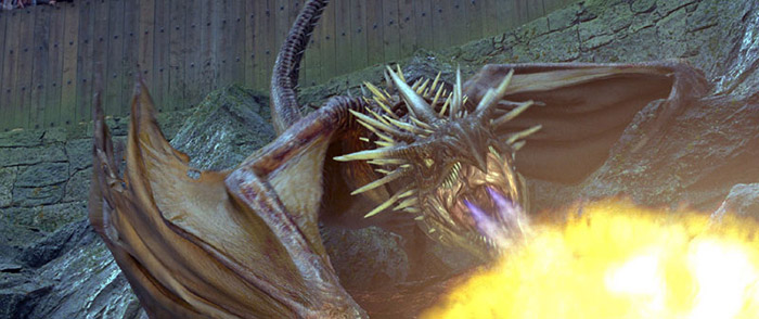 top5dragons hungarianhorntail The Top 5 Video Reference Lessons That Animators Can Learn From Toothless, Smaug and Other Dragons