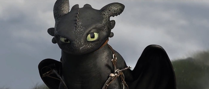 top5dragons toothless The Top 5 Video Reference Lessons That Animators Can Learn From Toothless, Smaug and Other Dragons