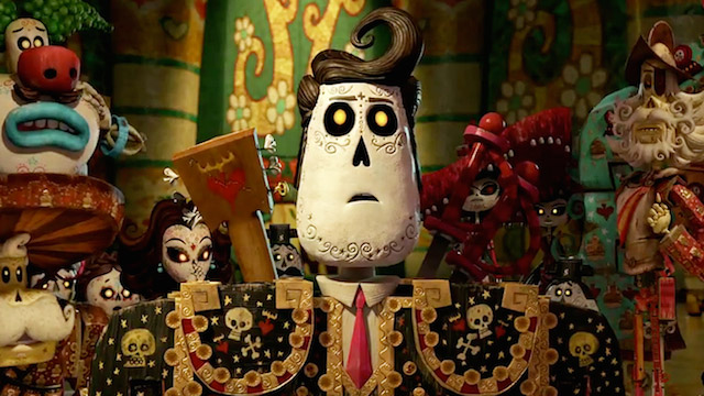 bookoflife trailer still 2014 Learn from Ray Chase: The Book of Life Animator from Reel FX Animation Studios