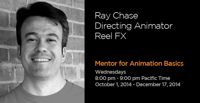 featuredmentor raychase blog Learn from Ray Chase: The Book of Life Animator from Reel FX Animation Studios