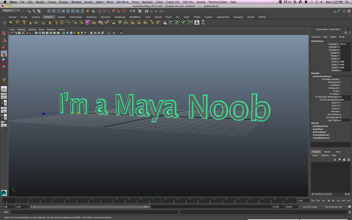 maya noob poster image 8 Things Maya Noobs Must Know