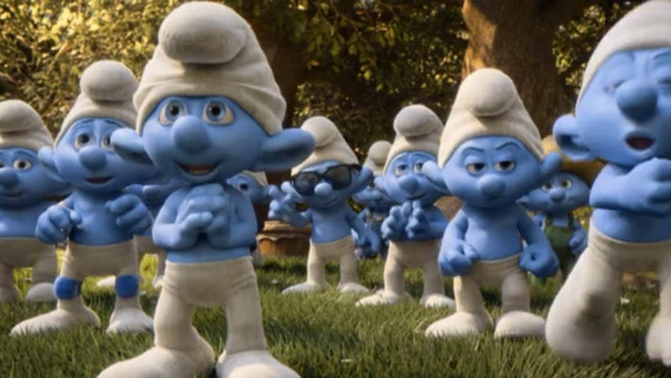 blog frederickfasse smurfs Fredrick Fassé: From Animation Mentor to Sony Vancouver