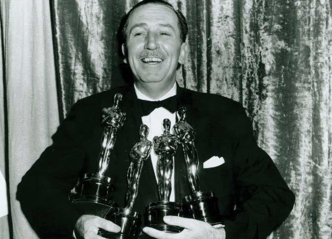 Walt Disney Oscars