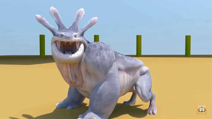 blog dozer peterkelly animation Polishing Dozer: Creature Animation Demo with ILM Animator Peter Kelly
