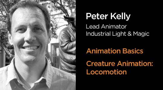 mentorpromo peterkelly Polishing Dozer: Creature Animation Demo with ILM Animator Peter Kelly