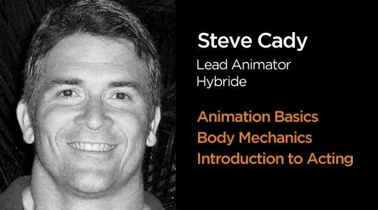 Steve Cady