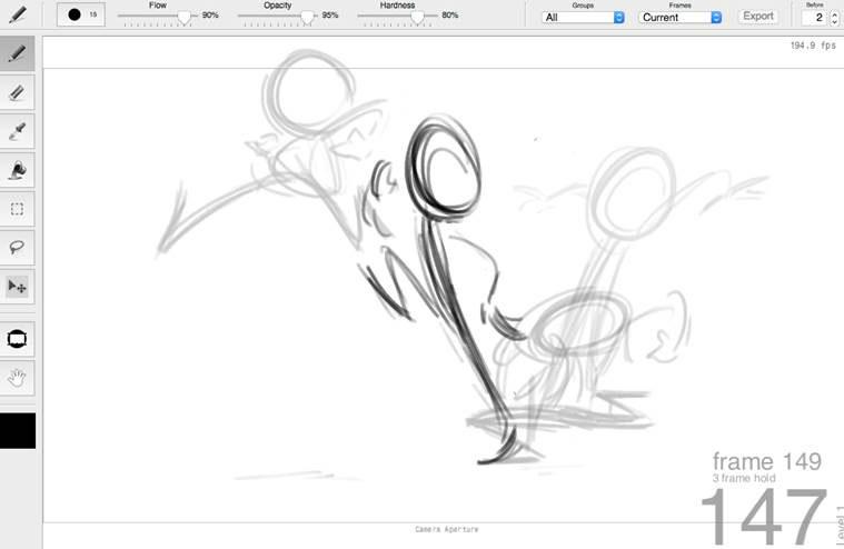 Mark Oftedal 2D Workshop