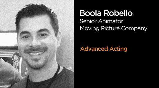 Boola Robello- Animation Mentor