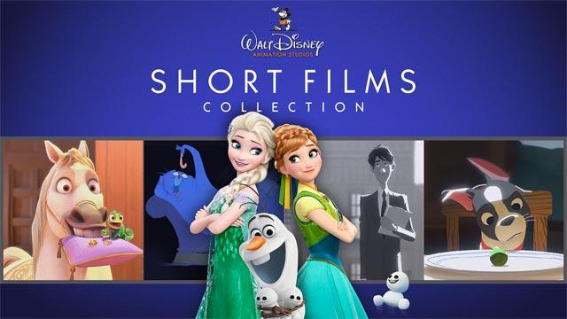Disney short film collection