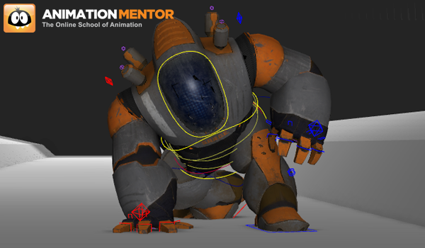 blog animation mentor sarge Sarge Reporting for Duty: An Animation Mentor Character Rig