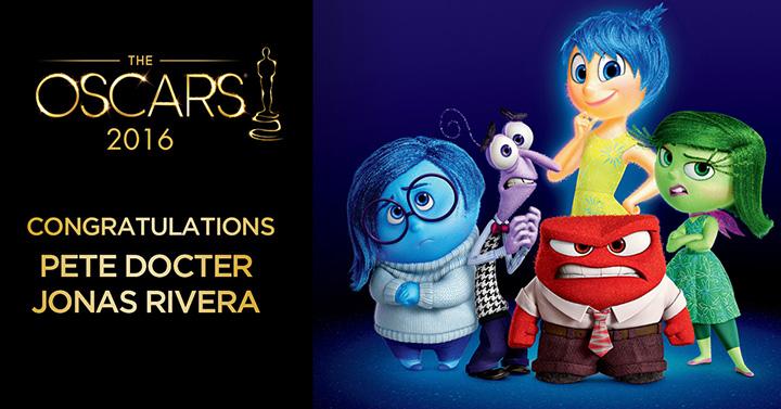 Animation Mentor Alumni Oscar