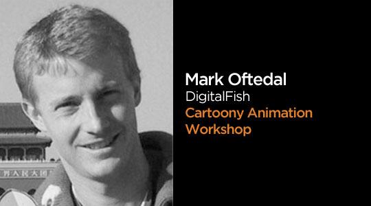 Mark Oftedal Animation Mentor