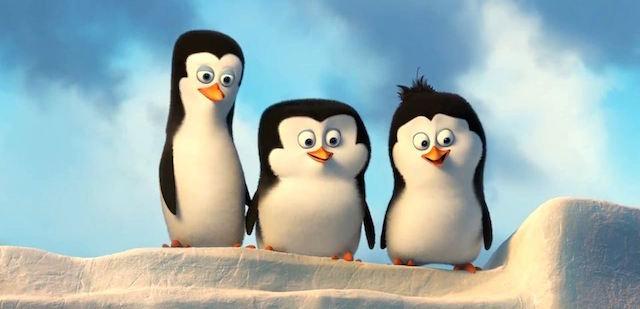 DreamWorks Penguins of Madagascar