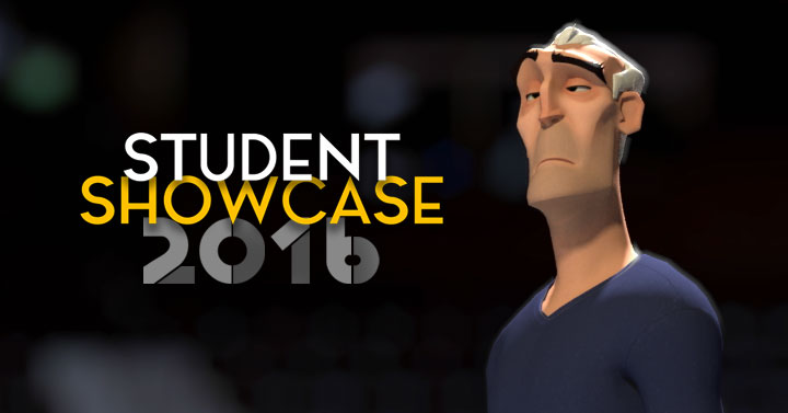 Animation Mentor Showcase 2016