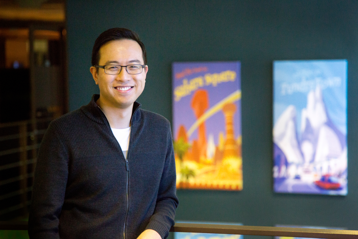 Philip To OR5C5245 R small OSCAR WATCH: How Zootopia Animator Philip To Went from Animation Mentor to Disney