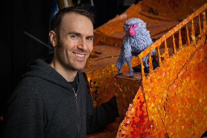 Jeff Riley, Kubo and the Two Strings