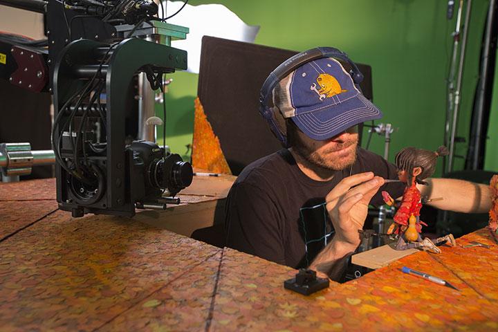 Jeff Riley Working Hair Kubo Laika