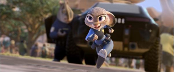 zootopia Judy Hopps1 OSCAR WATCH: How Zootopia Animator Philip To Went from Animation Mentor to Disney