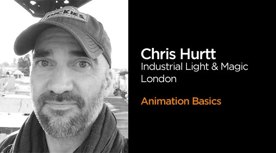 Chris Hurtt Animation Mentor