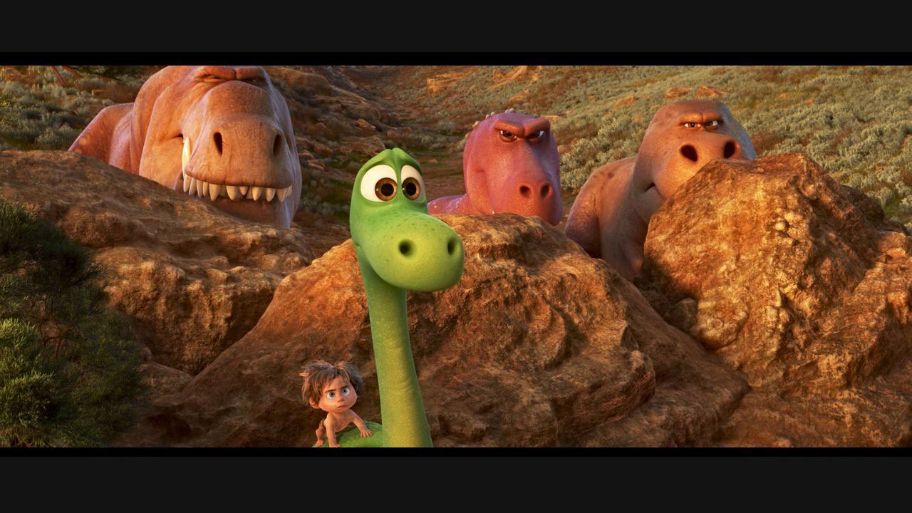 Nate Wall Pixar Good Dinosaur