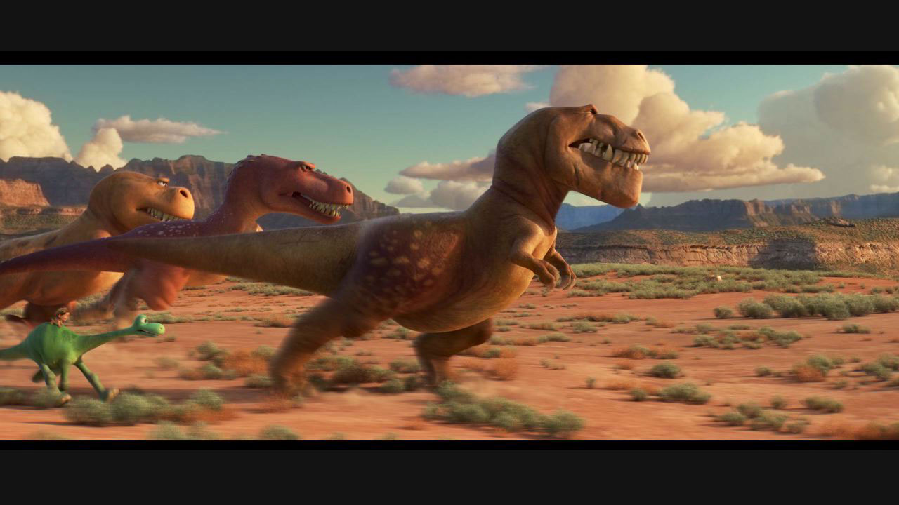 Nate Wall Pixar Good Dinosaur Butch
