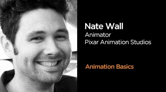 Nate Wall Animation Mentor