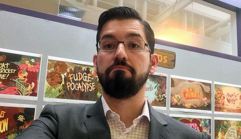 Jose Alejandro Garcia Muñoz at Anima Estudios