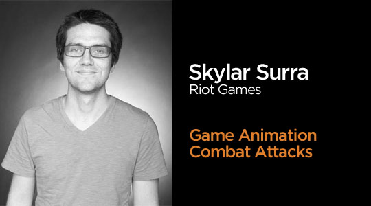Skylar Surra Animation Mentor