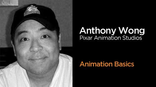 AnthonyWongmentorpromo Arc: The 12 Basic Principles of Animation