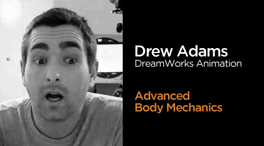 Drew Adams mentorpromo Follow through and Overlapping Action: The 12 Basic Principles of Animation