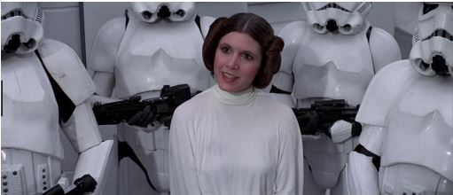 Leia Stormtroopers