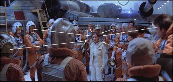 Leia Soldiers