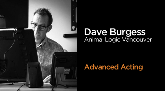 Dave Burgess Animation Mentor