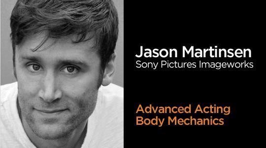 Jason Martinsen Animation Mentor