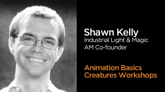 Shawn Kelly Animation Mentor
