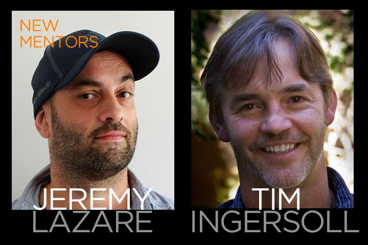 Animation Mentor Jeremy Lazare and Tim Ingersoll