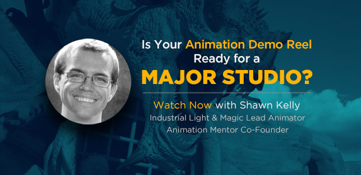 Shawn Kelly Demo Reel Webinar
