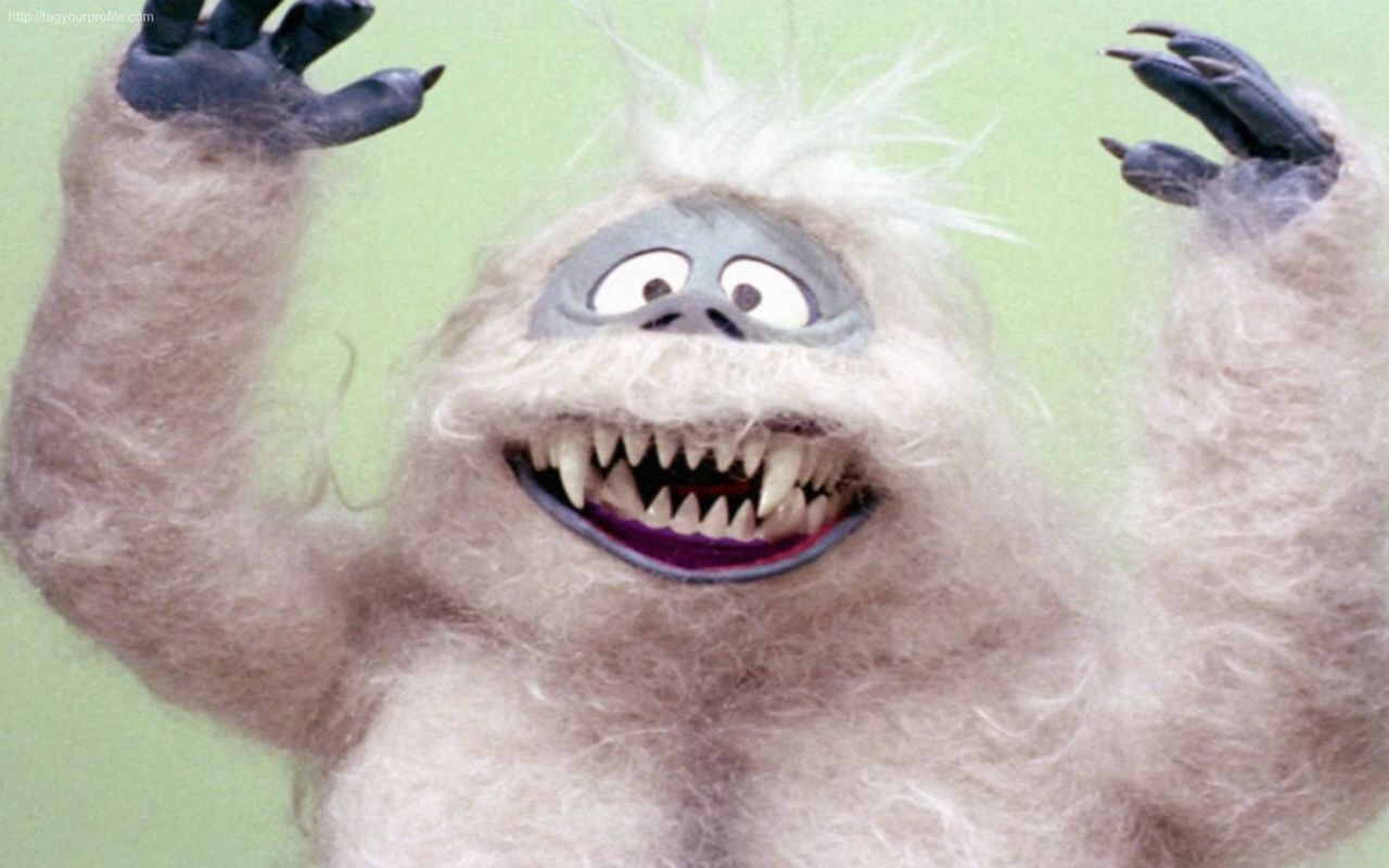 abominable snow monster classic villains of animated christmas specials ranked - Classic Christmas Specials